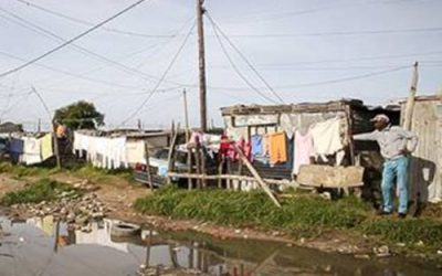 We live in a fishbowl! Cape Flats in winter – Who is to Blame?