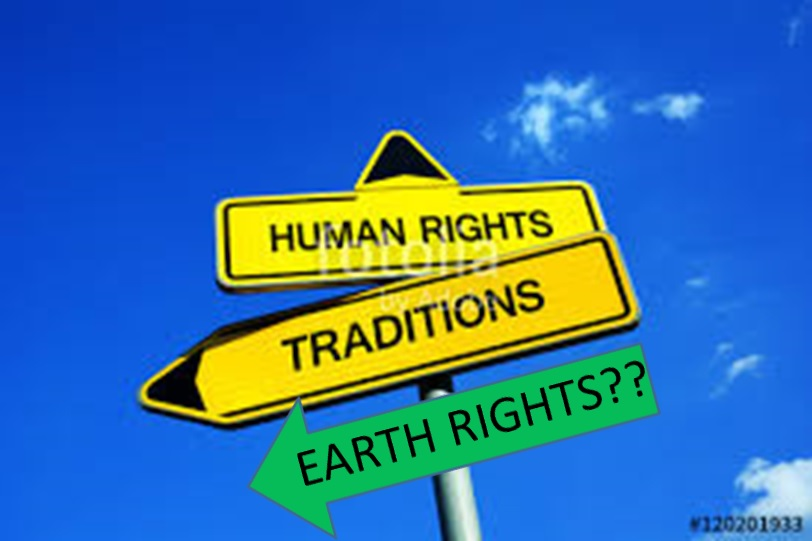 Why Environmental Rights should trump Human Rights