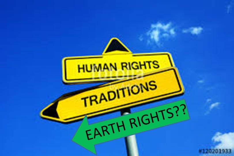 Why Environmental Rights should trump Human Rights